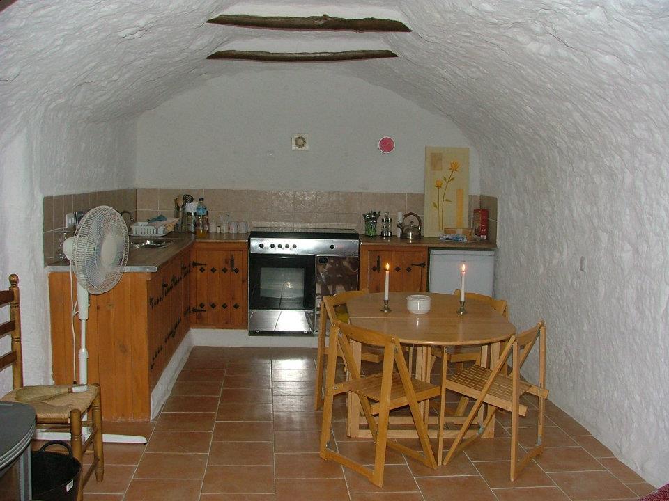 Spanish Cave Houses - Kitchen