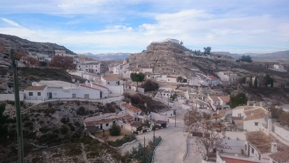 Spanish Cave Houses   Galera Rural Spain