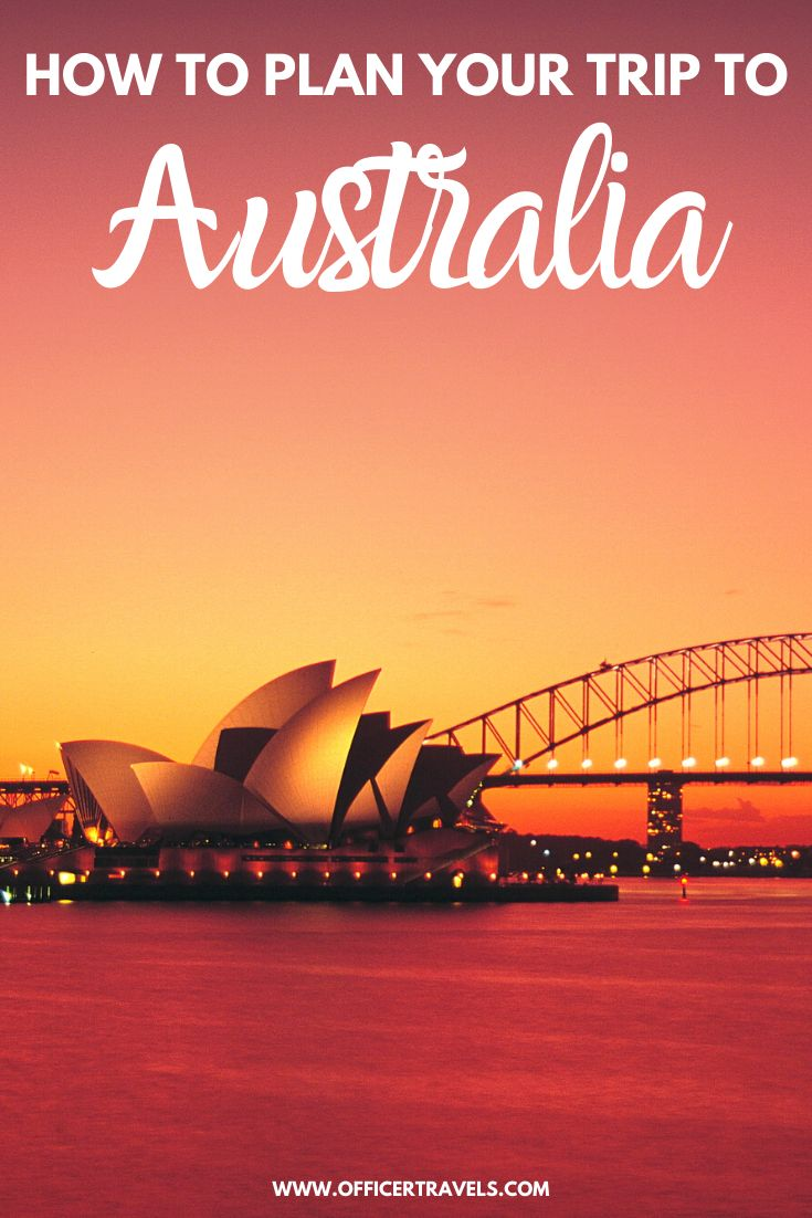 plan your trip to Australia with this quick and easy to follow guide | #Australia#Travelguide #travelPlanner #AustraliaTourism #AustraliaVisa | How to visit Australia, Things to do in Australia, Backpacking Australia, Travelling Australia