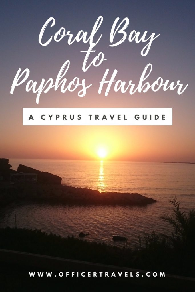 The ultimate Paphos road trip #Cyprus | #PaphosHarbour to #CoralBay #Travel
