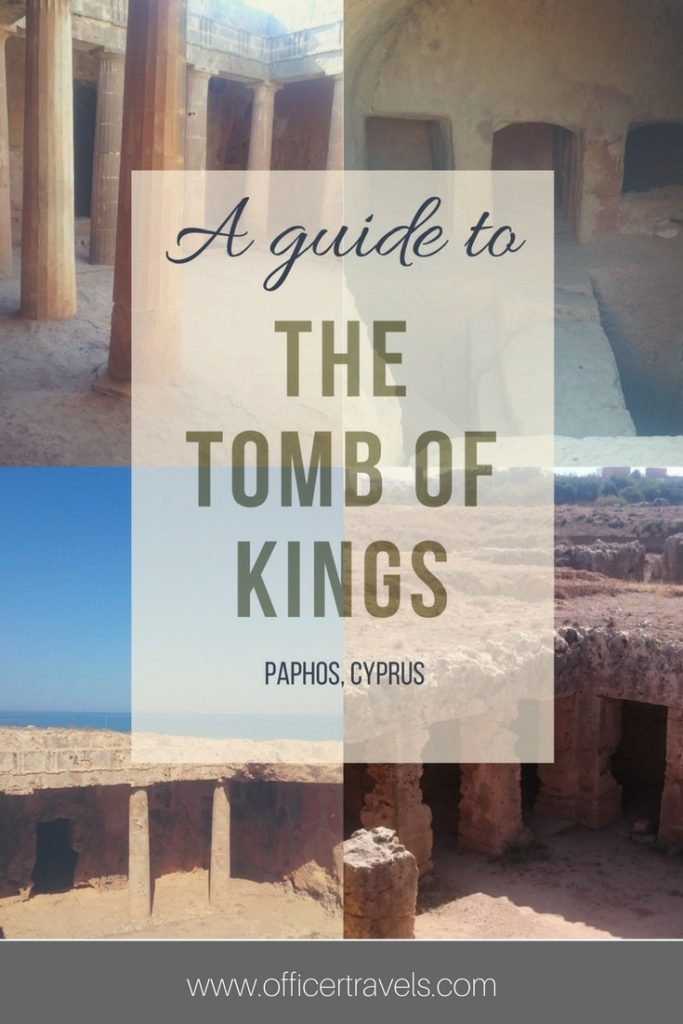 The ultimate guide to the Tomb of Kings, #Paphos #Cyprus | #Travel #Travelguide #Anceint #ruins #history
