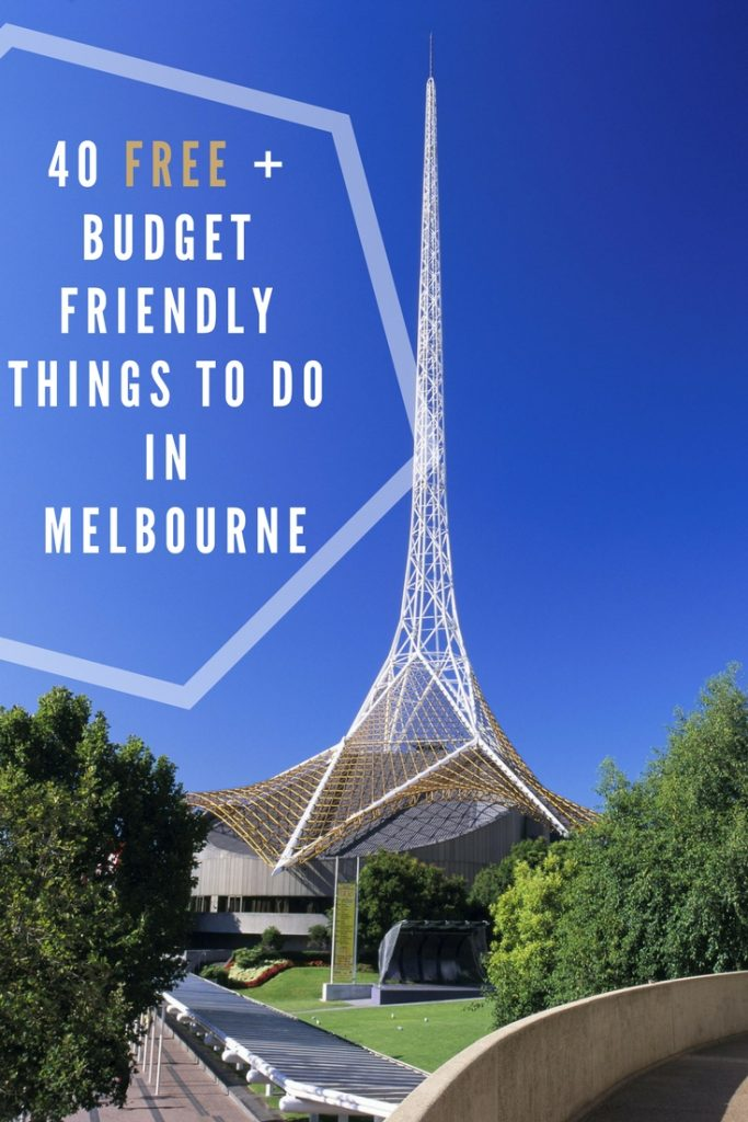 Cheap things to do in Melbourne