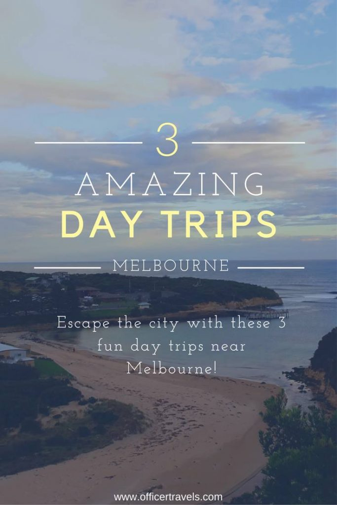Whats near Melbourne Australia
