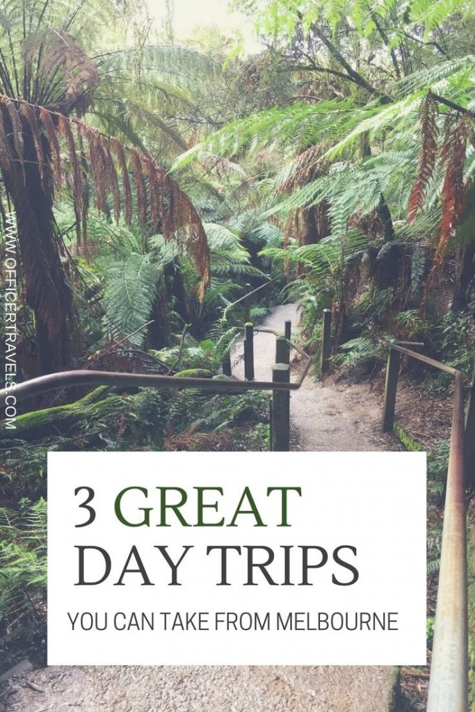 Day trips near Melbourne Australia