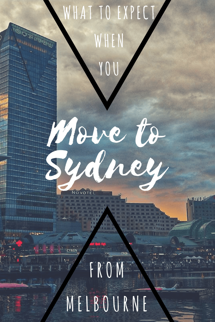 What to expect when you move from #Melbourne to #Sydney | #Travel #Australia #NSWtips #VisitAus #mixedfeelings #expectations