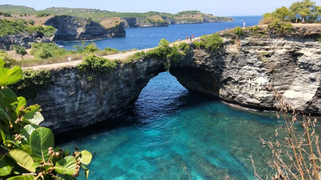 Angles Billabong Nusa Penida