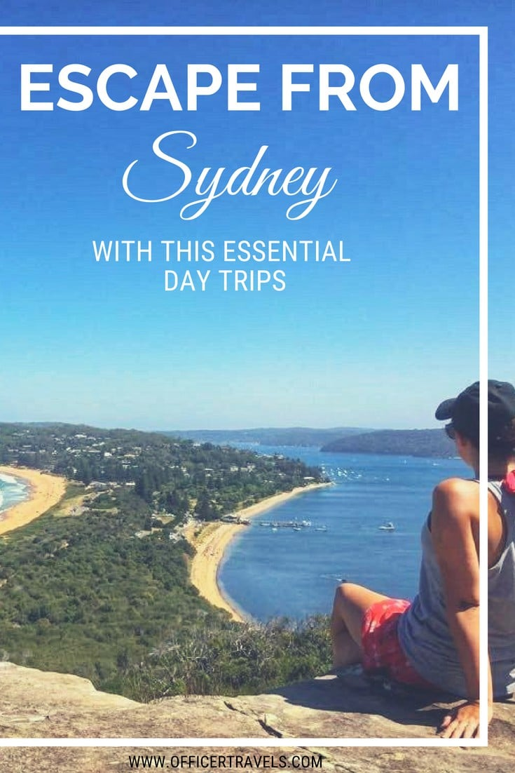 Essential Nature day trips from Sydney. You can visit more than just the Blue Mountains from Sydney you know? Check out our favourite spots for escaping Sydney. | #NSW #nswparks #visitsydney #australia #sydney