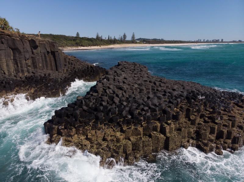 Australian giant's causeway