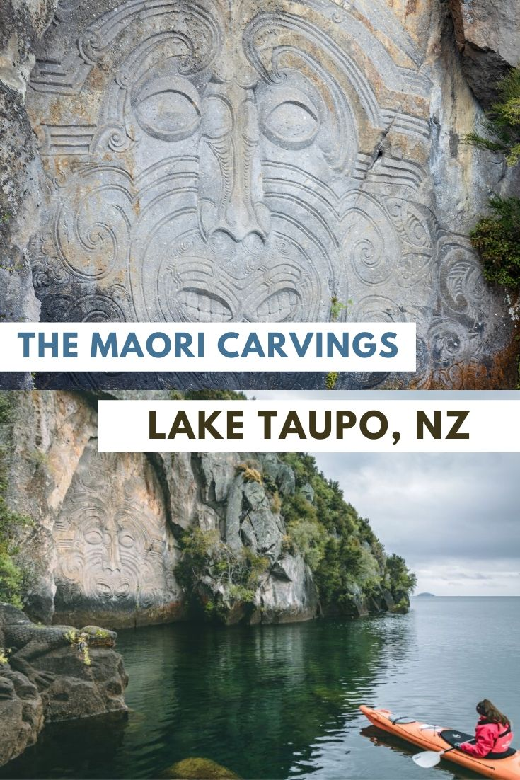 Looking for things to do in Lake Taupo? Maybe a day trip Kayaking on Lake Taupo might be just what you're looking for! Find out why it's more unique than you might think, here! #Kayaking #Lakes #Travel #NewZealand