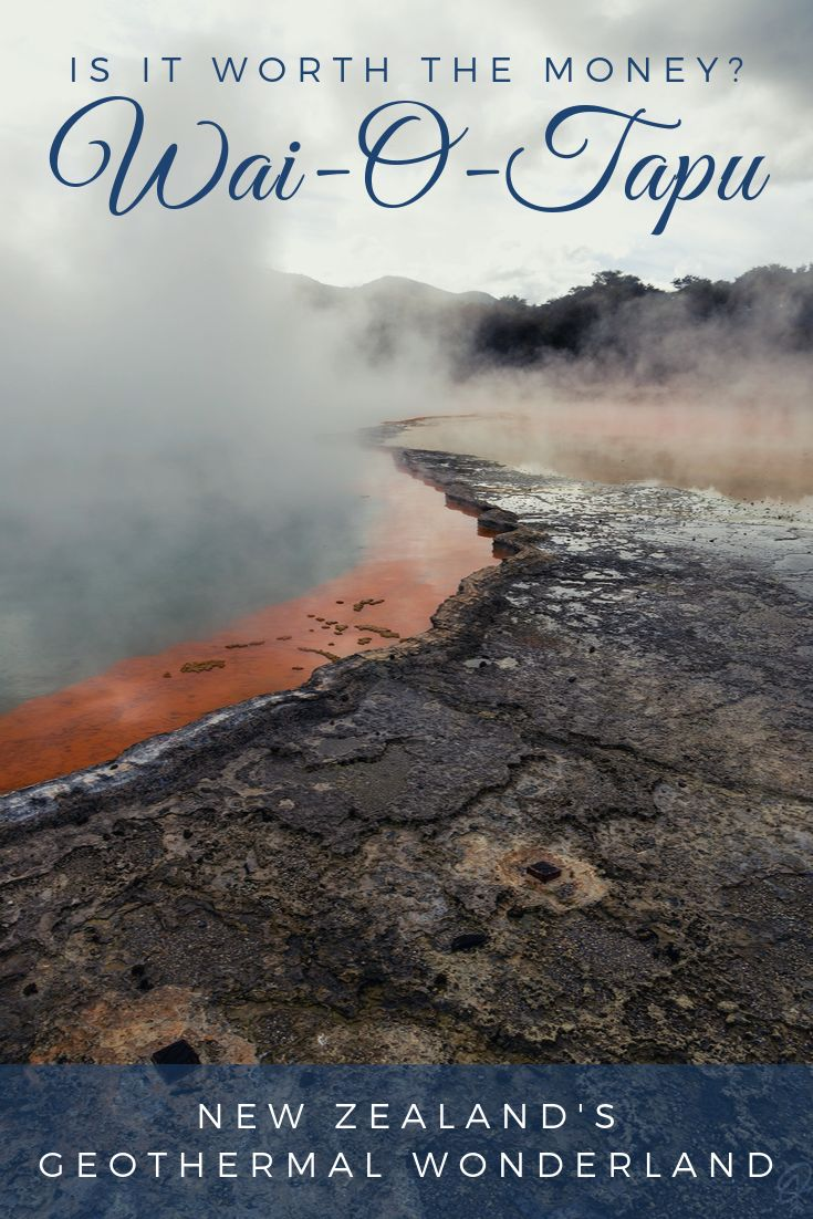 It's one of New Zealand's most famous geothermal attractions, but is Wai-O-Tapu worth the money or are you better off visiting one of the free geothermal locations? We want to tell you about our expectations, how they matched our experience AND if we think it's worth the high ticket price! | #NewZealand #thingstodo #holidayideas #touristactivity #newzealanditinerary #travelguide #tourismNZ