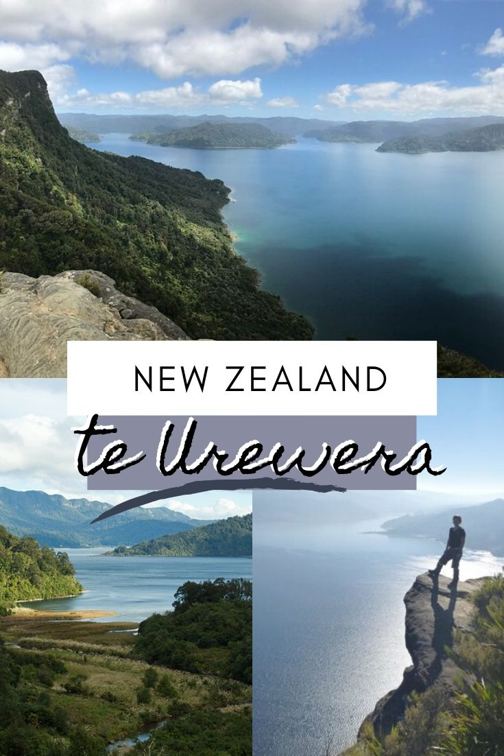 Explore Lake Waikaremoana with these 9 short walks! Discover caves, waterfalls, scenic lookouts and plenty more! | Places to go in New Zealand, New Zealand Road Trip Itinerary, Hiking in New Zealand | #NewZealand #MustdoNZ #NZTravel #Hikes #Outdoors