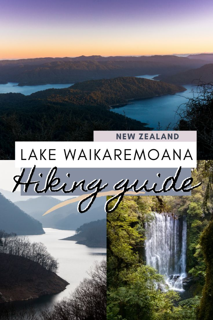 9 short walks to do around Lake Waikaremoana, perfect for a day trip to this inland hidden gem | Places to see in New Zealand, New Zealand Travel Guide, Lakes in New Zealand, Hikes in New Zealand | #Lakes #Hikes #NewZealand #Nature