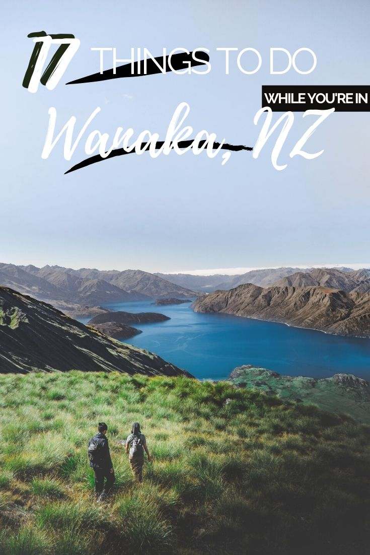 Make the most of your trip to Wanaka, New Zealand with these 17 fun activities! These 17 things to do in Wanaka include freebies, beautiful hikes, unmissable tours and great food! | #Wanaka #NewZealand #TravelNZ