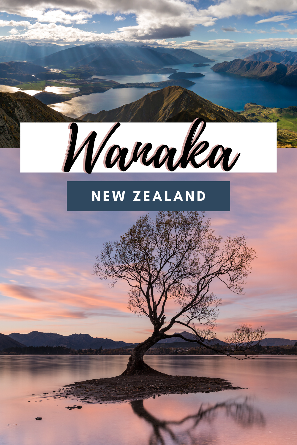 There's more to Wanaka than the famous tree. Make your visit to Wanaka more memorable with this unique things to do in Wanaka | #NewZealand #Travel #Wanaka