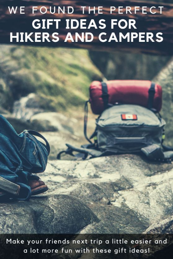 30 gift ideas for campers, hikers and van lifers. If you know someone who loves being outdoors, they'll love any of these gift ideas! | #giftideas #travelgift #travelguide #globaltravel #camping #hiking #vanlife #travel #giftideas | Hiking themed gift ideas, camping gift ideas, what to buy for a van lifer, packing for a camping trip, camping gifts, gifts for campers