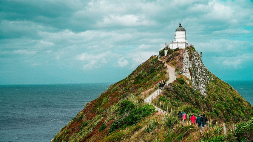 Nugget Point is the lost stop on this road trip through the Catlins