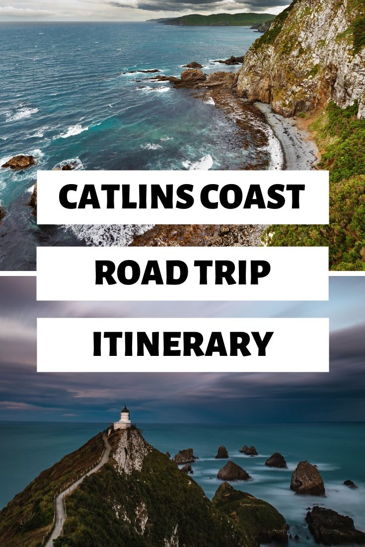 Looking for amazing places to see on a road trip through the Catlins? Our itinerary will show you everything there is to do and see in the Catlins while you travel up the South East Coast of New Zealand | #Travel #NewZealand #Catlins #Loghthouses #visitNewZealand | Visit New Zealand, places to see in New Zealand, South Island New Zealand, South Island Itinerary