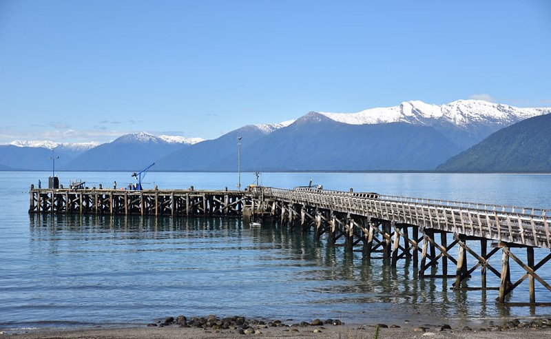 Jackson bay is the first of the secret West Coast locations