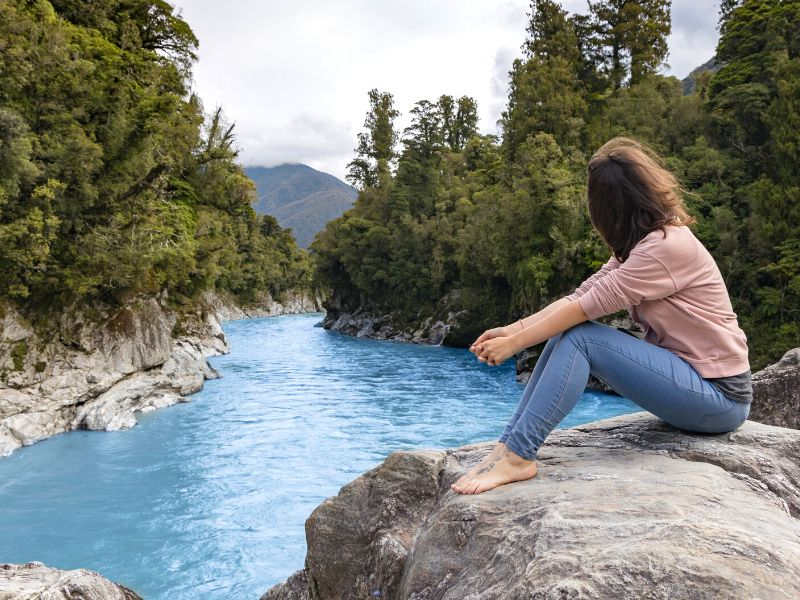 Hokitika Gorge - the most popular of the things to do in Hokitika