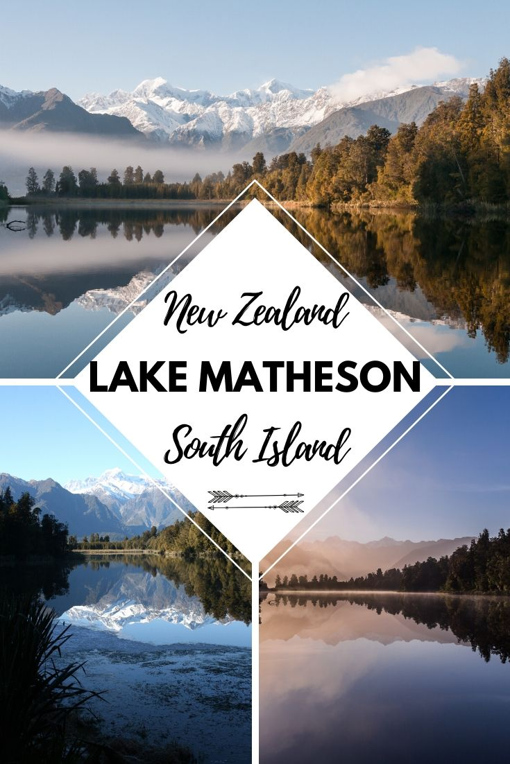 Lake Matheson on New Zealand's West Coast is not to be missed when you're road tripping the South Island. It's our favourite Mirror Lake and here's why! ... Things to do on New Zealand's South Island, South Island Itinerary, Mirror Lakes in New Zealand, Scenic Walks in New Zealand, Sunrise Locations in New Zealand #Sunrise #RoadTrip #NewZealand