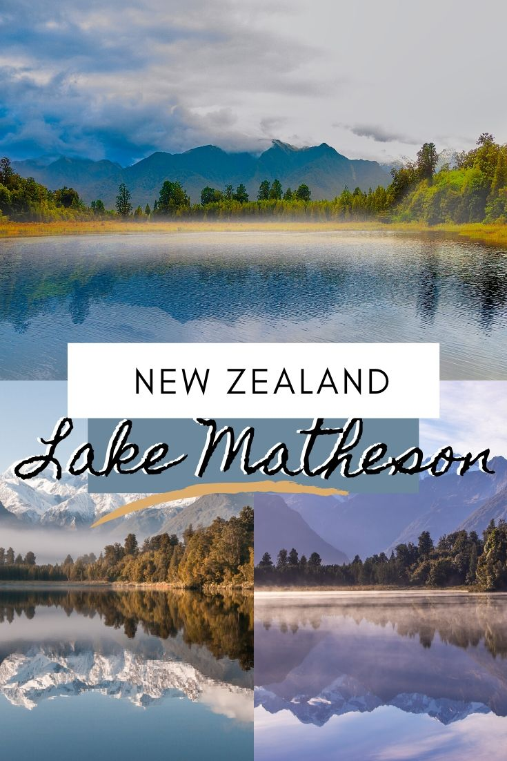 Lake Matheson Loop Walk is one of our favourite things to do on the West Coast, find out when is the best time to visit Lake Matheson and other things to do here! | Things to do Near Lake Matheson, Lake Matheson New Zealand, New Zealand West Coast Itinerary | #NewZealand #MirrorLakes #ShortWalks #RoadTrip