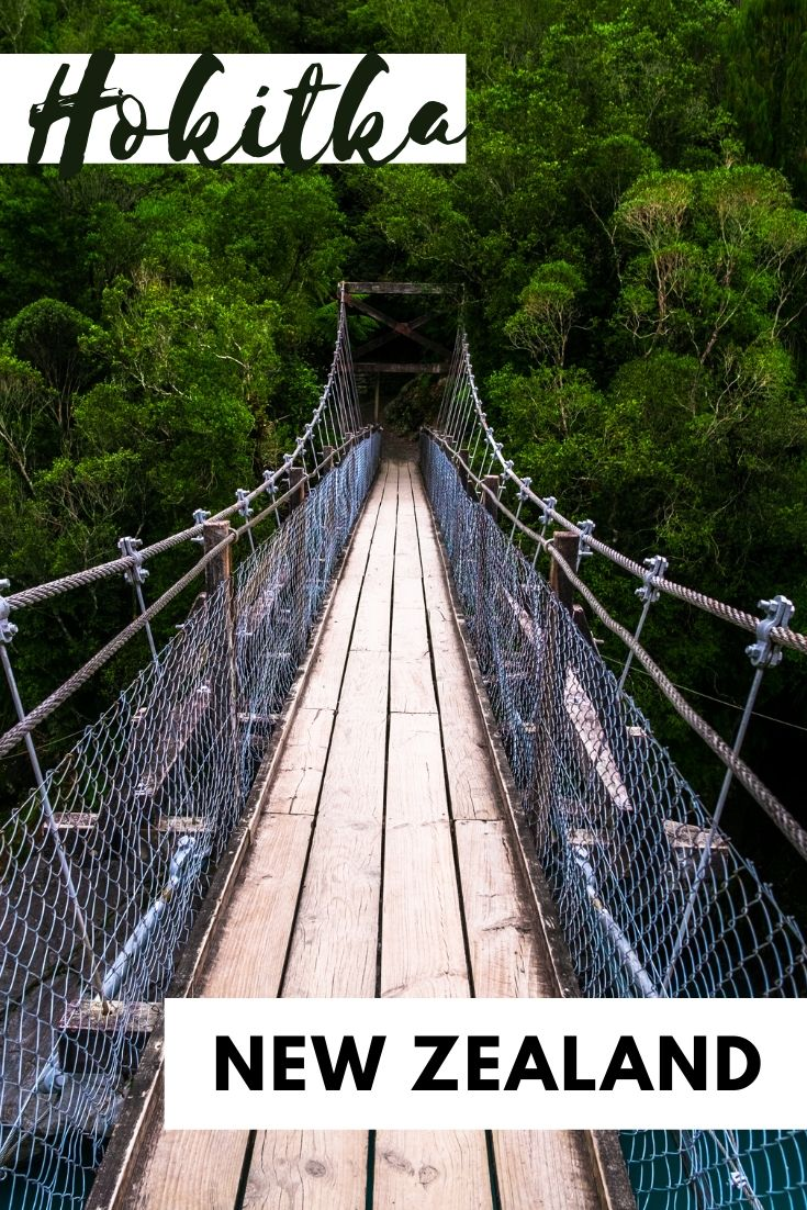 Your complete guide to Hokitika Gorge - New Zealand's quirky town on the South Island. Find glow worms, quirky beaches and plenty more! | New Zealand Travel Guide, New Zealand South Island Itinerary | #TravelNewZealand #NewZealand