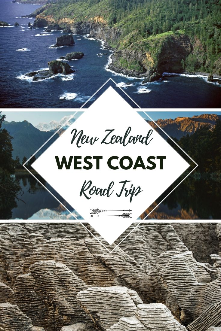 Here are 12 unmissable moments on West Coast New Zealand that need to be added to your road trip itinerary. There are plenty of things to see on the South Island, but don't just hit up the popular spots, these 12 locations will help you discover some of New Zealand's more hidden gems | New Zealand Road Trip #NZ #SouthIsland #Travel #Holiday #Vacation