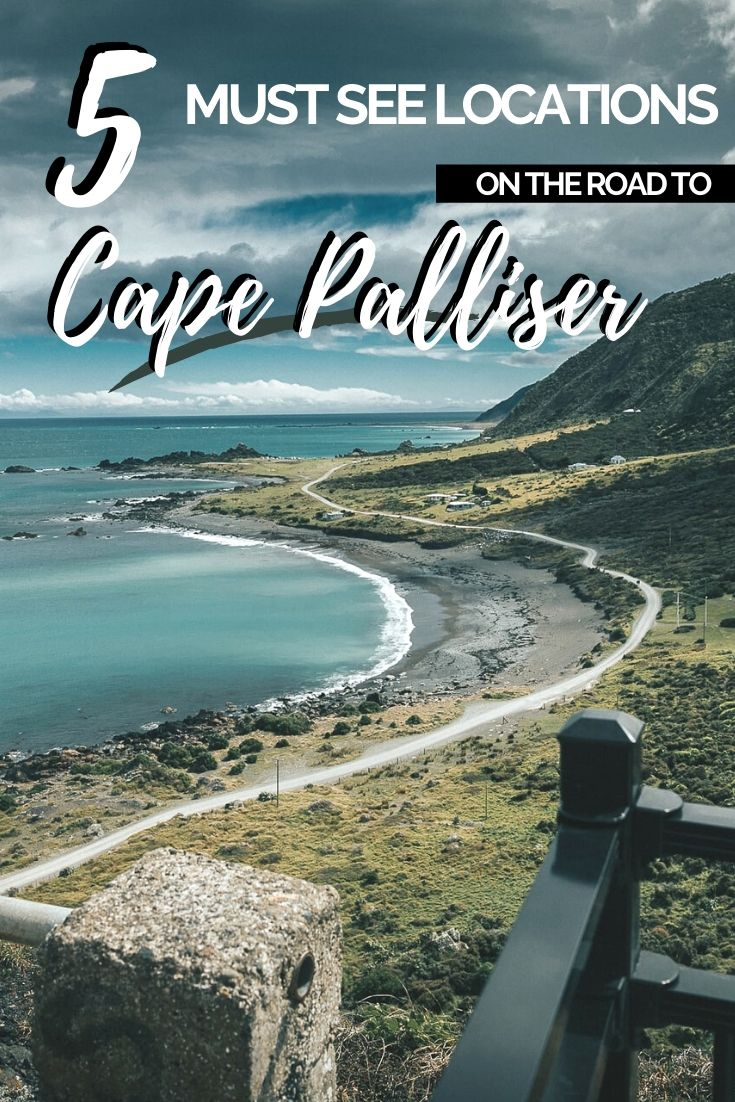 5 Must-See Locations at Cape Palliser - You really need to see this part of New Zealand! | Travel to New Zealand, New Zealand Travel Guide, Things to See in New Zealand, Coastal Towns in New Zealand | #Travel #CapePalliser #RoadTrip