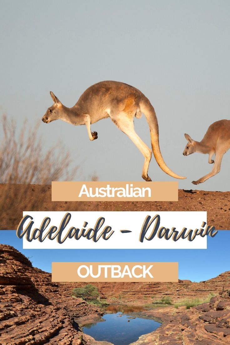 Your bucket list guide to road tripping from Darwin to Adelaide! Here's our guide to everything there is to do and see between Darwin and Adelaide as you drive through Australia's arid Outback. We've even included a packing list of things you absolutely can't travel without, and top tips to driving safely on these rural roads | #Australia #Travel #Roadtrip | Things to see in Australia, Australia's Red Centre, Travel the outback