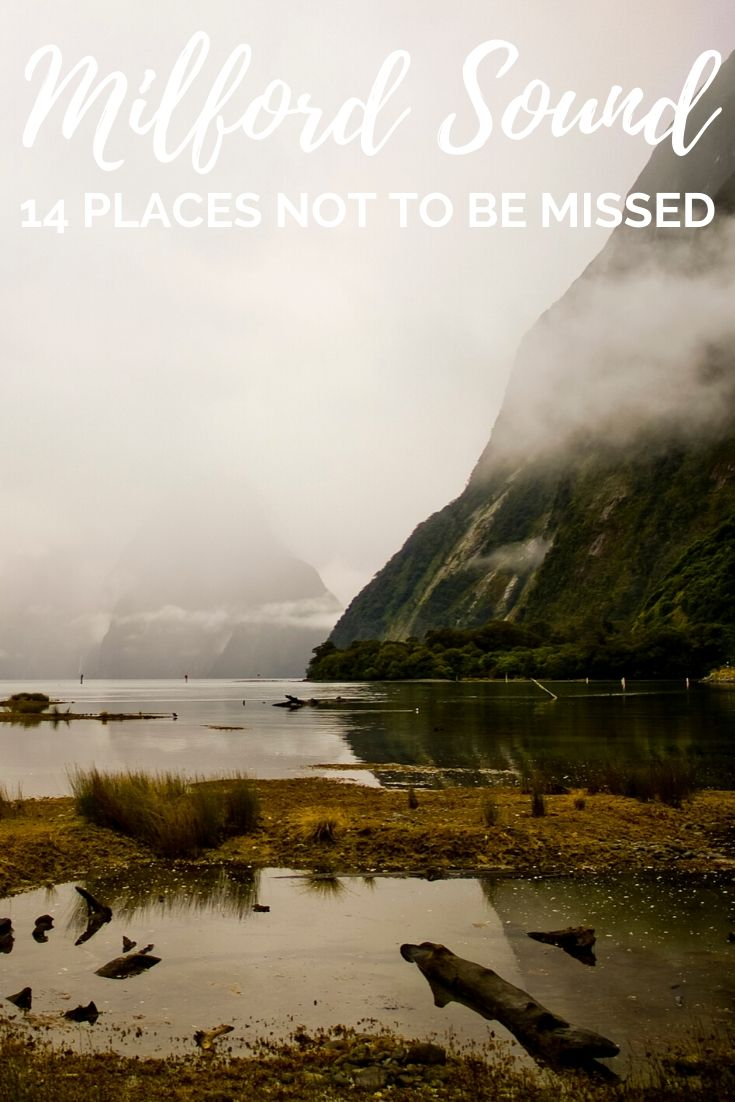 Drive from Te Anau to Milford Sound but don't miss these 14 places along the way! It might be a tourist route, but there are still some hidden gems hiding on the road to Milford Sound | Things to See Near Milford Sound, South Island Itinerary, Places to See on New Zealand's South Island, South Island Road Trip | #NewZealand #SouthIsland #RoadTrip #BeautifulScenery