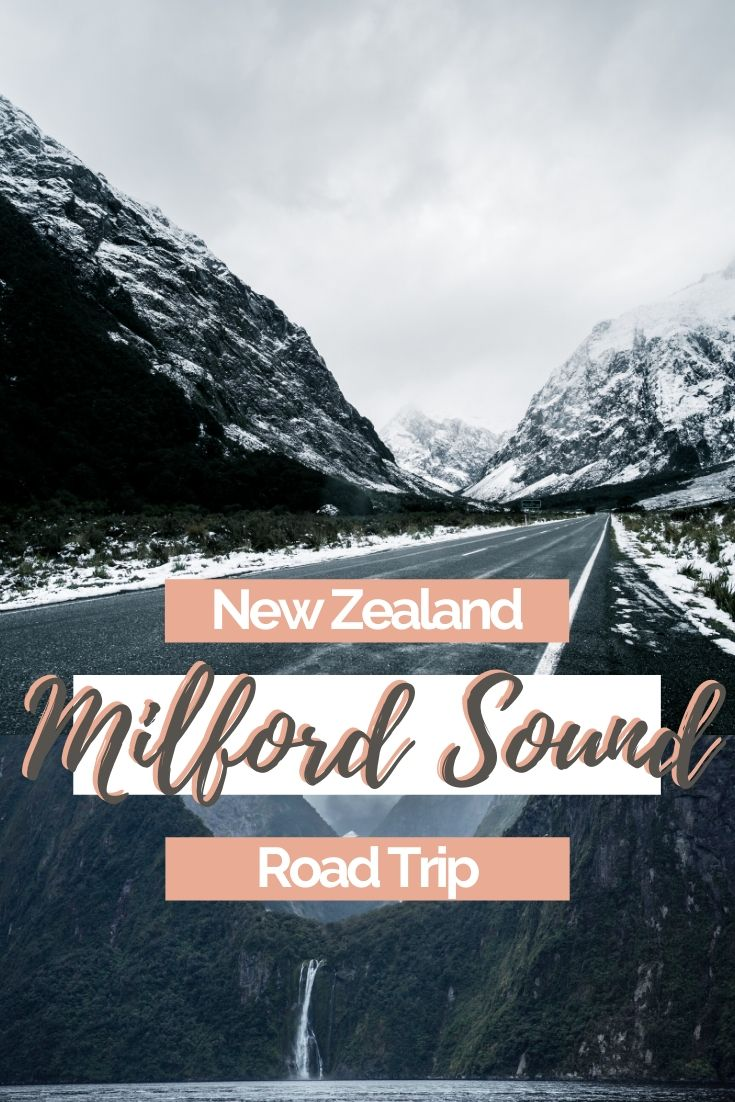 14 places you shouldn't miss on the way to Milford Sound! We want to show you hidden lakes, waterfalls and our favourite hikes to make sure you get the most out of your Milford Sound Road Trip! | Things to do Near Milford Sound, Places to See Near Milford Sound, Other Attractions Near Milford Sound, Milford Sound Itinerary | #RoadTrip #MilfordSound #Hikes #NewZealand #TravelNZ