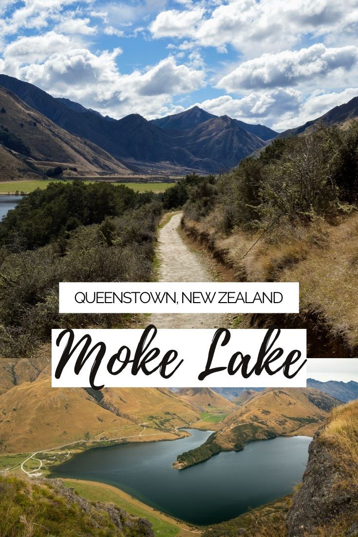 Are you looking for something different to do in Queenstown? Check out Moke Lake, a hidden Lake very close to Queenstown but one that still remains a local gem | #Queenstown #Hiking #Nature #NewZealand